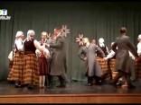 Aglonas novada deju kolektīvi ceļā uz Deju svētkiem
