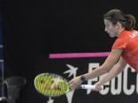 Latvijas tenisa zvaigznes mirdz Tallinā