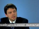 """Raidījumā """"Globuss"""": Iskander raķetes Kaļiņingradā - drauds Baltijai?"""