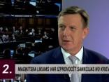 Kučinskis: Latvijai jārēķinās ar ekonomiskajām sankcijām no Krievijas