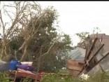 Tonga pēc spēcīgākās vētras 60 gadu laikā