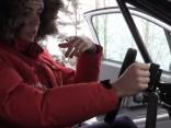 Vingris stāsta: LRC3 klases rallija auto