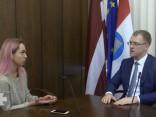 «Есть и хорошие новости - к нам приедет Билан»: экс-мэр Даугавпилса о городе и политике