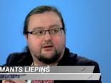Publicists Imants Liepiņš Lembergu salīdzina ar Saakašvili