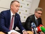 Римшевич подозревается в требовании взятки в 100 тысяч евро