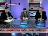 """""""TOP5"""" Speciālizlaidums: Sabiedrība satraukta par Latvijas Bankas prezidenta aizturēšanu"""