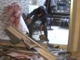 Sīrijas režīma triecienos Austrumgutā nogalināti 77 cilvēki