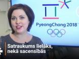 Olimpiskā minūte - uzzini īsumā par svarīgāko olimpiādē otrdien
