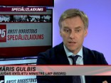 """""""TOP5"""" Speciālizlaidums: Rimšēvičs preses konferencē paziņo, ka neatkāpsies"""
