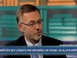 Loskutovs par Rimšēviča skandālu: KNAB uz dullo kaut ko tādu nebūtu sācis