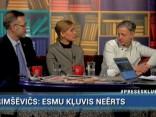 """Preses Klubā"" viesos: Aleksejs Loskutovs, Inguna Rībena un Otto Ozols"