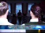 Daugavpilī starptautiskā festivālā izdejo 100 dejas Latvijai