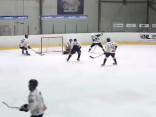 Noskaties: Krista Apsīša supergols OHL čempionāta spēlē