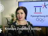 Olimpiskā minūte - uzzini īsumā par svarīgāko olimpiādē ceturtdien