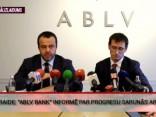 """""""TOP5"""" Speciālizlaidums: ABLV informē par progresu sarunās ar ECB"""