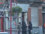 В Брюсселе полиция перекрывает улицы, есть подозрения на стрельбу