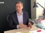 Krievija bloķē Navaļnija mājas lapas