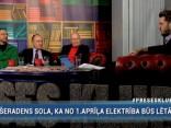 """""""Preses Klubā"""" viesos: Valdis Birkavs, Normunds Bergs un Imants Parādnieks"""