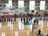 «Lūši» grūtā cīņā uzvar Štāla trenētos «Selver» volejbolistus