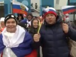Fanu emocijas pēc Krievijas triumfa hokeja turnīrā Phjončhanā