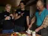 """""""Esmu sasniedzis, visu, ko gribēju"""": kā Baltkrievijas pierobežā saimnieko Jeromenoku ģimene"""