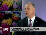 """TOP5"" viesos Raimonds Bergmanis"