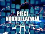 Pieci Novadi Latvijā 9.03.2018.