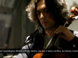 Lieliskā čella virtuoza Ian Maksin koncerts Rīgā