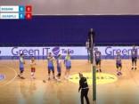 Jēkabpils «Lūši» piecu setu cīņā piekāpjas «Bigbank» komandai