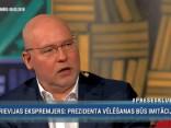 Griķis: Krievijas armijas de jure Donbasā nav