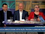 """""""Preses Klubā"""" viesos: Andris Griķis, Armands Krauze un Aija Strautmane"""