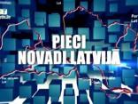 Pieci Novadi Latvijā 11.03.2018.