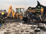 Aviokatastrofā Nepālas lidostā gājuši bojā 38 cilvēki