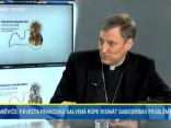Stankevičs: Pāvests Francisks savā grāmatā norāda, ka korupcija ir kā vēzis, kurš smacē normālu sabiedrības attīstību
