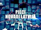 Pieci Novadi Latvijā 13.03.2018.