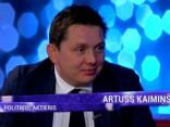 Artuss Kaimiņš stāsta par autokatastrofu