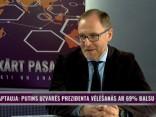 Sprūds: Mēs esam ieinteresēti, lai Krievija būtu demokrātiska, spēcīga un rietumnieciska