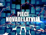 Pieci Novadi Latvijā 14.03.2018.