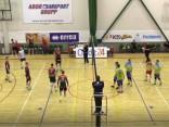 Jēkabpils «Lūši» piecos setos uzvar Baltijas līgas ceturtdaļfināla pirmajā mačā