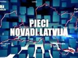 Pieci Novadi Latvijā 15.03.2018.