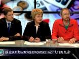 """""""Latvijas Labums"""": Kā izskatās makroekonomiskie rādītāji Baltijā?"""