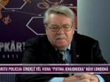Daukšts: Krievijas un Lielbritānijas šī brīža attiecībās ir uzvirmojusi Aukstā kara elpa