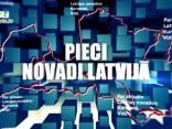Pieci Novadi Latvijā 16.03.2018.