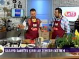 Andžejs Reiters gatavo Taizemes ziemeļu recepti - sautētus ķirbjus ar riekstiem un ķiplokiem