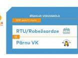 «RTU/Robežsardze» nepārvar Baltijas līgas ceturtdaļfinālu