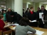 Krievijā notiek prezidenta vēlēšanas