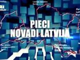 Pieci Novadi Latvijā 18.03.2018.