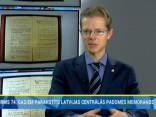 Klotiņš: Tajā laikā bija pilnīgi skaidrs, ja sabiedriski aktīvi ļaudis nerīkosies, tad Latvijas neatkarību atjaunot nebūs iespējams