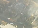 Savvaļas ugunsgrēka sekas Austrālijā