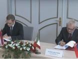 Paraksta līgumu par ''Rail Baltica'' stacijas būvprojekta izstrādi lidostā ''Rīga''